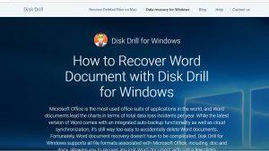 كيفية استعادة ملفات Microsoft Word و Excel المحذوفة في نظام Windows