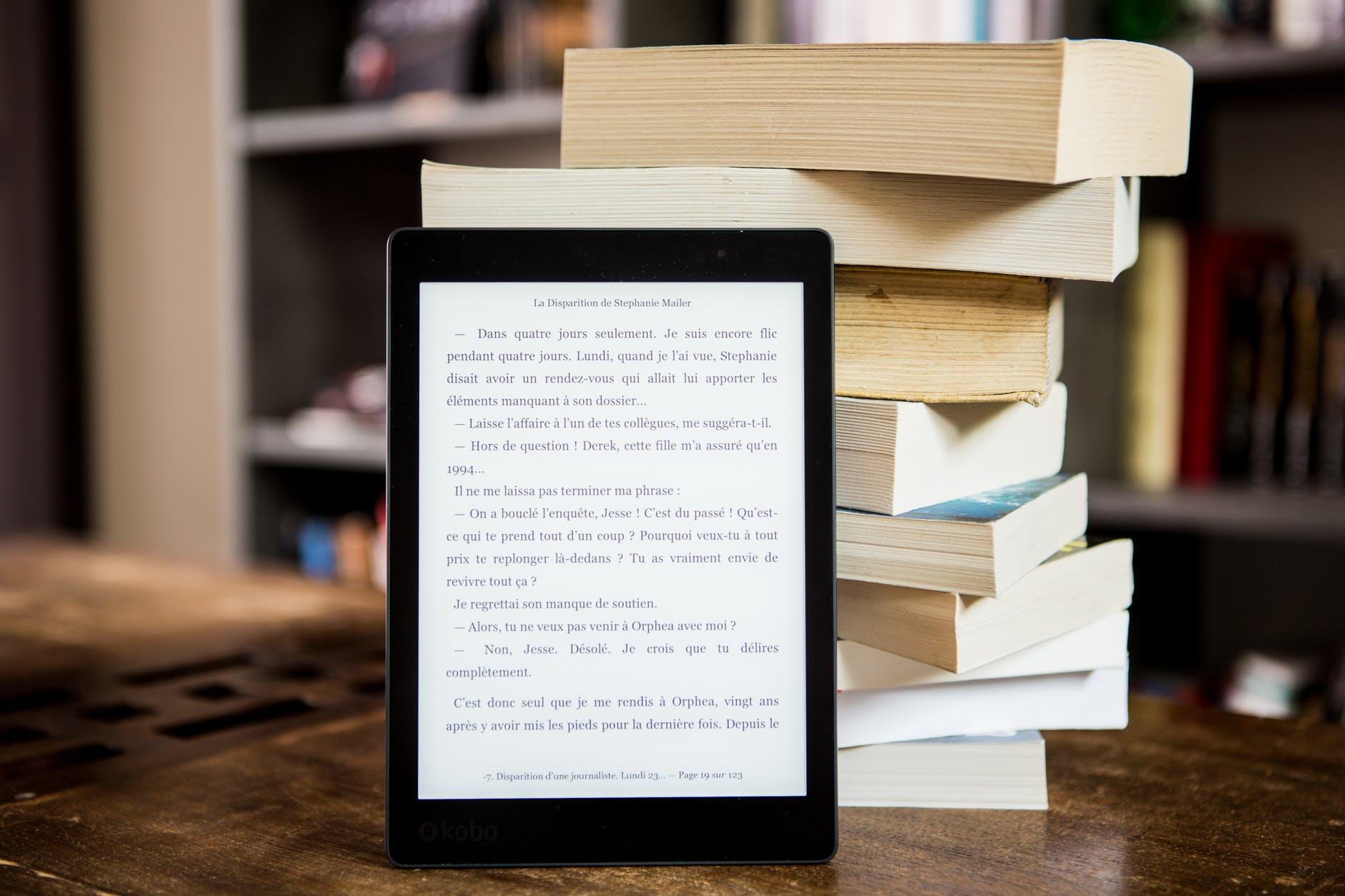 Photo of أفضل تطبيقات لقراءة الكتب الإلكترونية ل Android