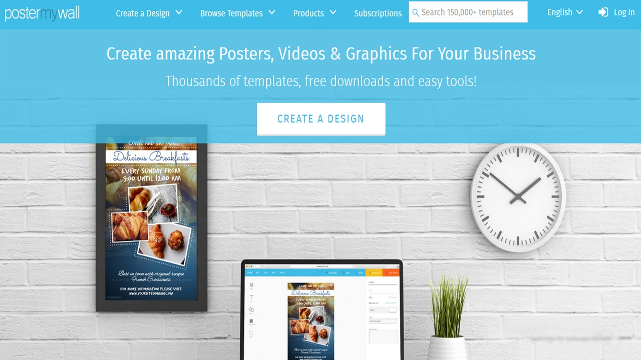 أدوات مجانية على الإنترنت تتيح لك إنشاء ملصقات مذهلة