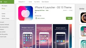 أفضل تطبيقات Launcher لانشر للندرويد ليبدو مثل أيفون 2020