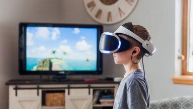 ماهو ال AR وال VR والفرق بينهما