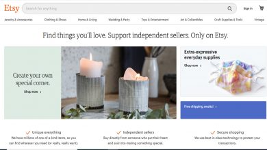 كيفية البيع على Etsy دليل بسيط للمبتدئين